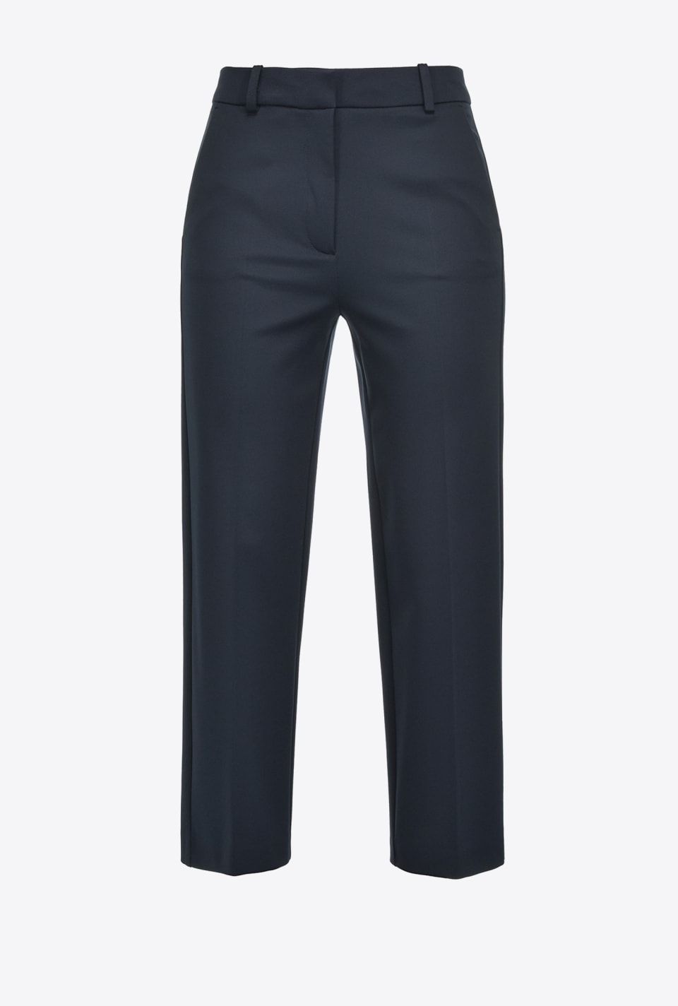 Scuba-effect trousers - Pinko