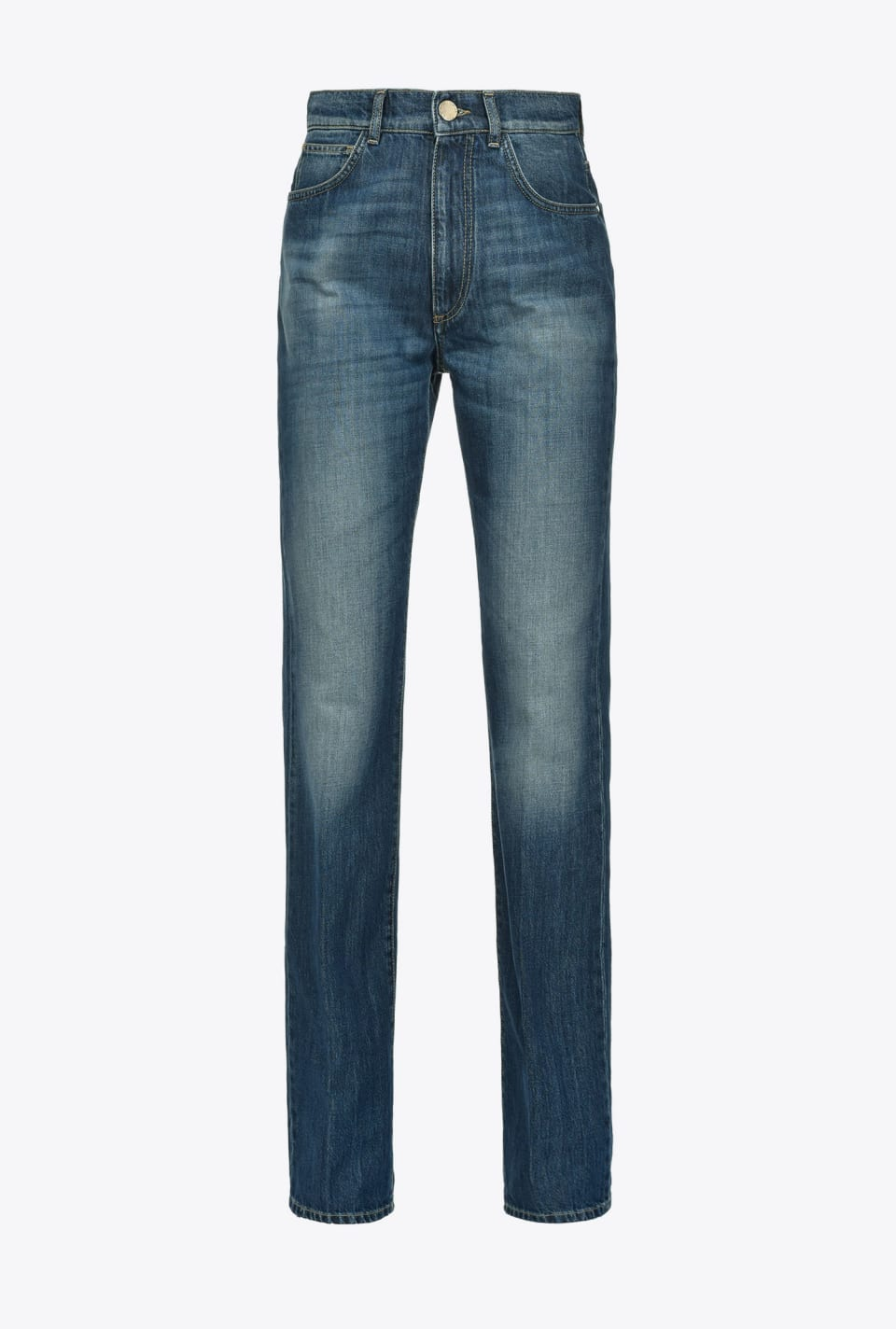 Snug-fitting straight jeans - Pinko