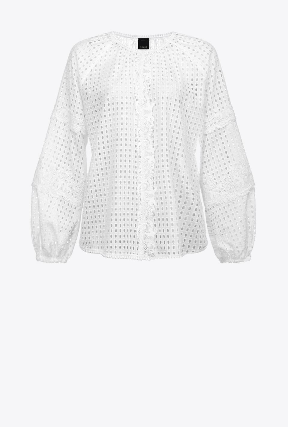 Broderie anglaise blouse - Pinko