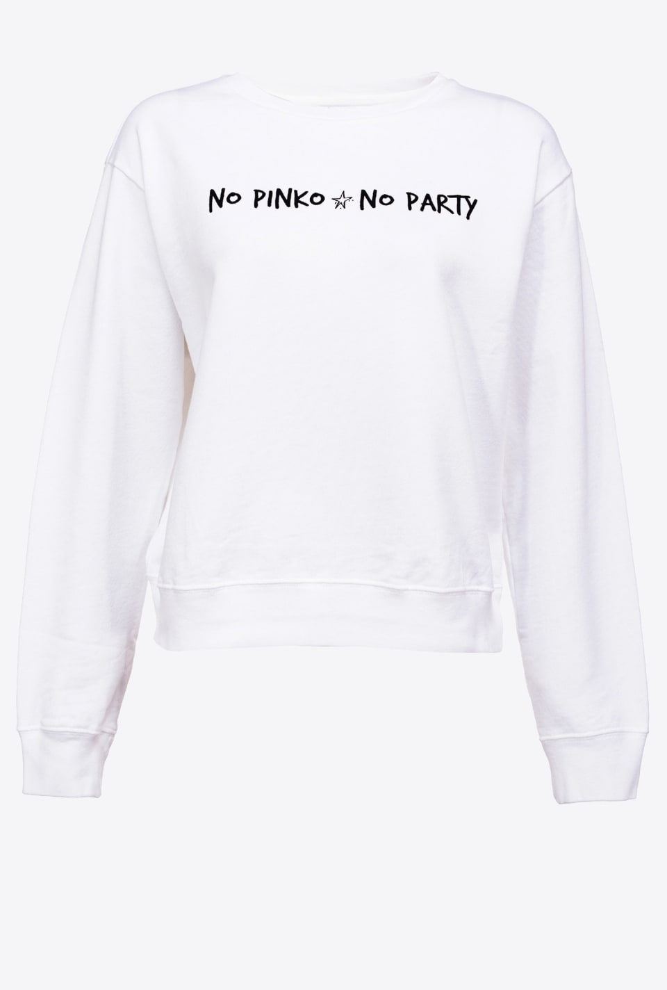 Sudadera No PINKO No Party - Pinko