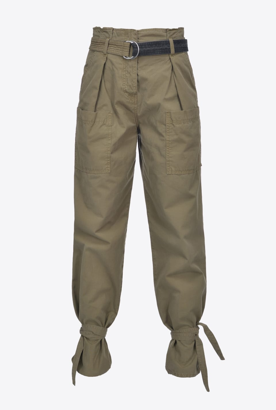 Ripstop cargo trousers - Pinko