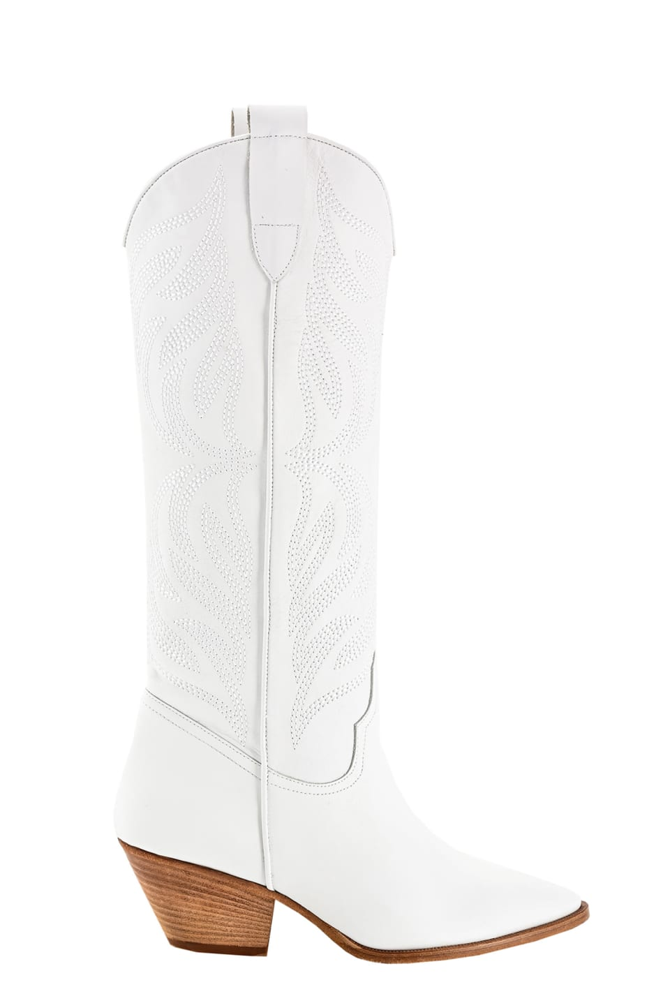 Knee-high cowboy boots - Pinko