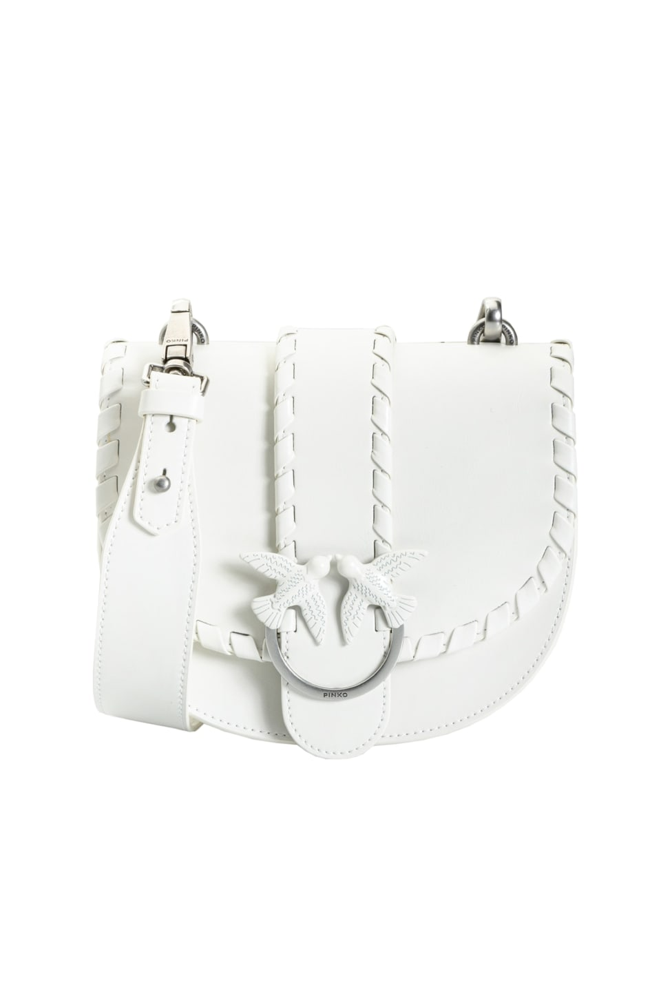Go-Round Bag Twist in pelle