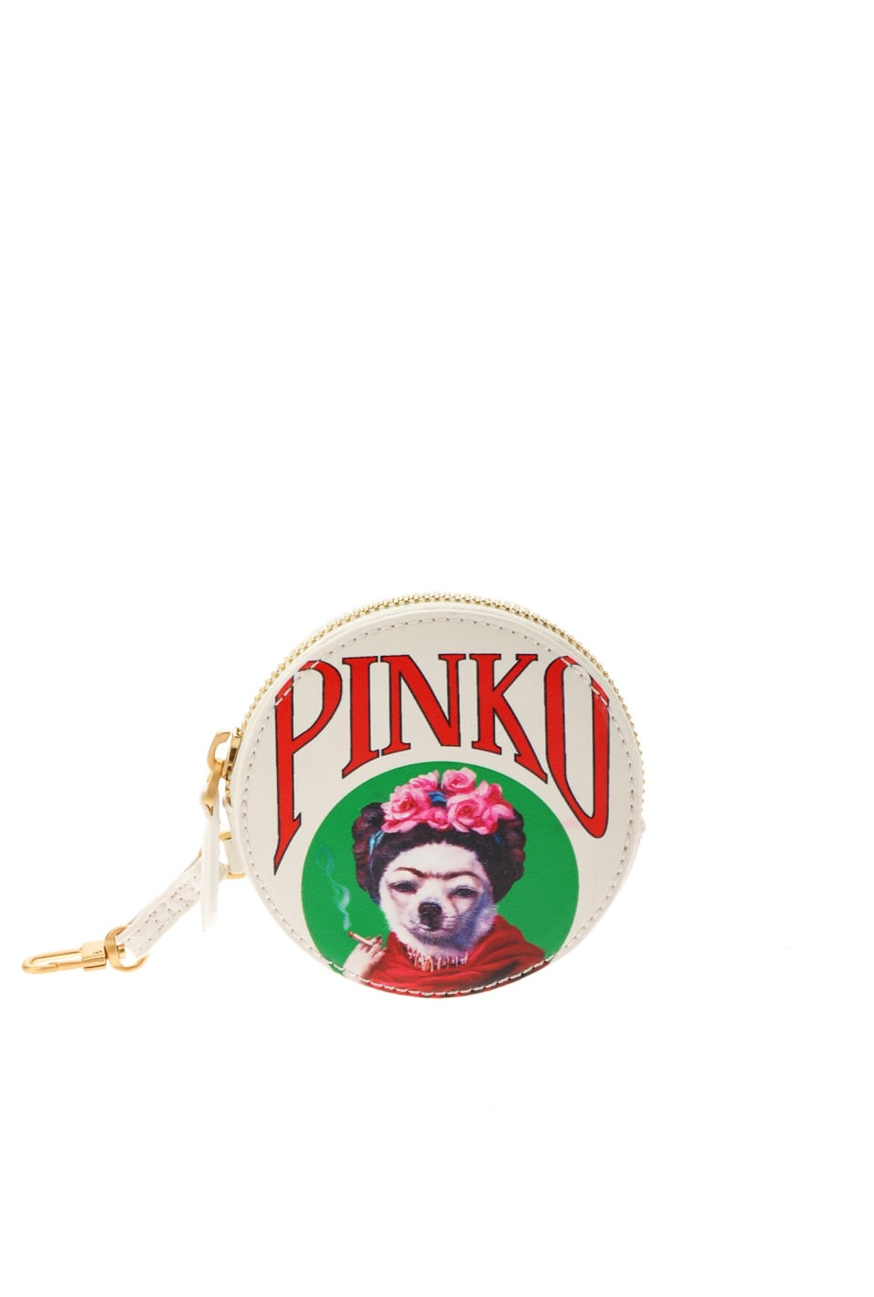 PINKO x Lucia Heffernan coin purse - Pinko