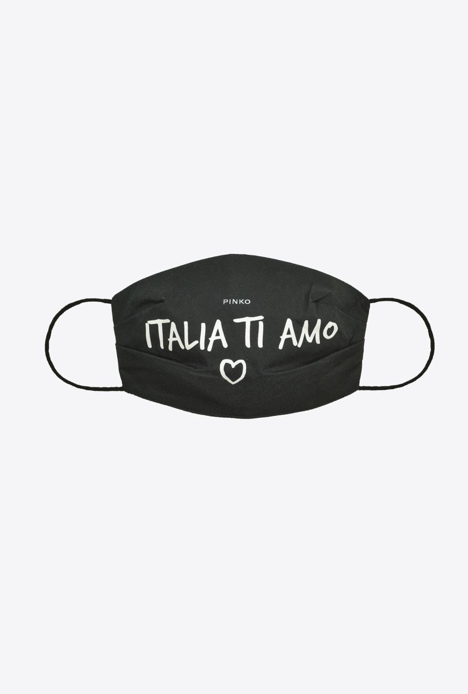 """Italia Ti Amo """"face mask"""""""