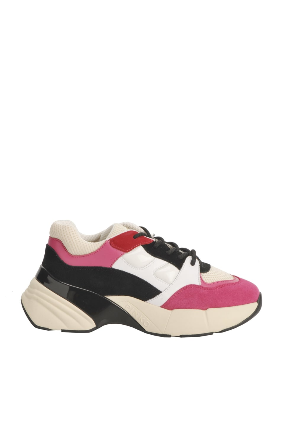 Oversized Color Sneakers - Pinko