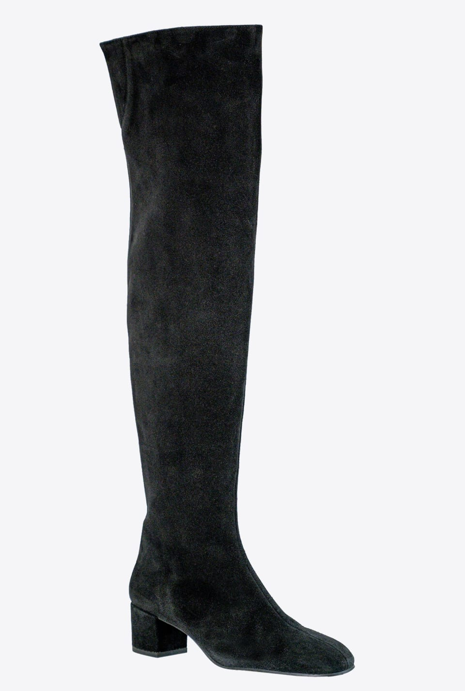 Cuissard boots in suede - Pinko
