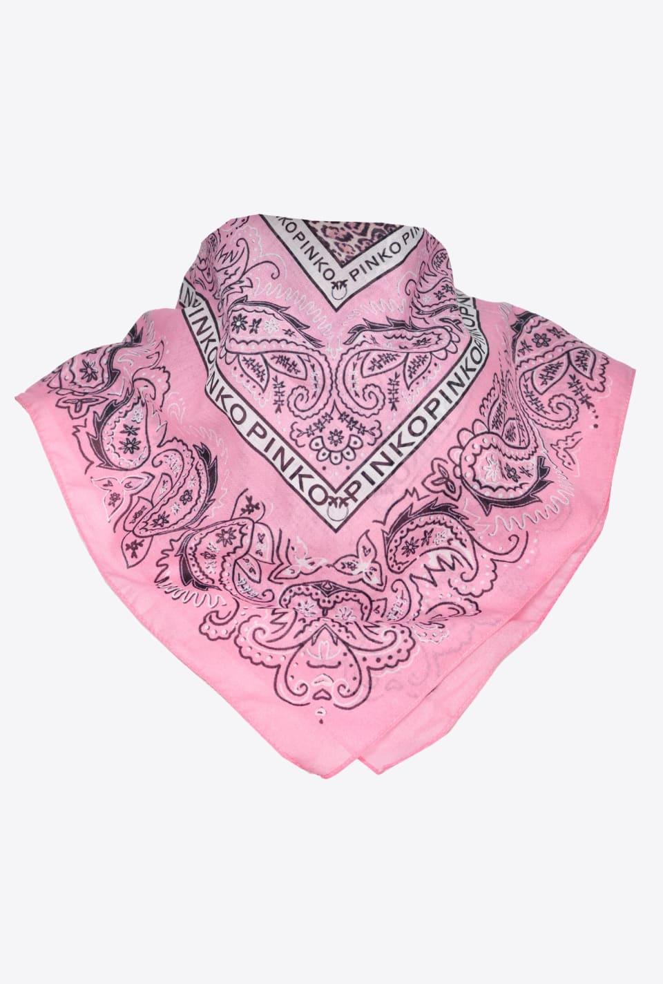 Muslin bandana - Pinko