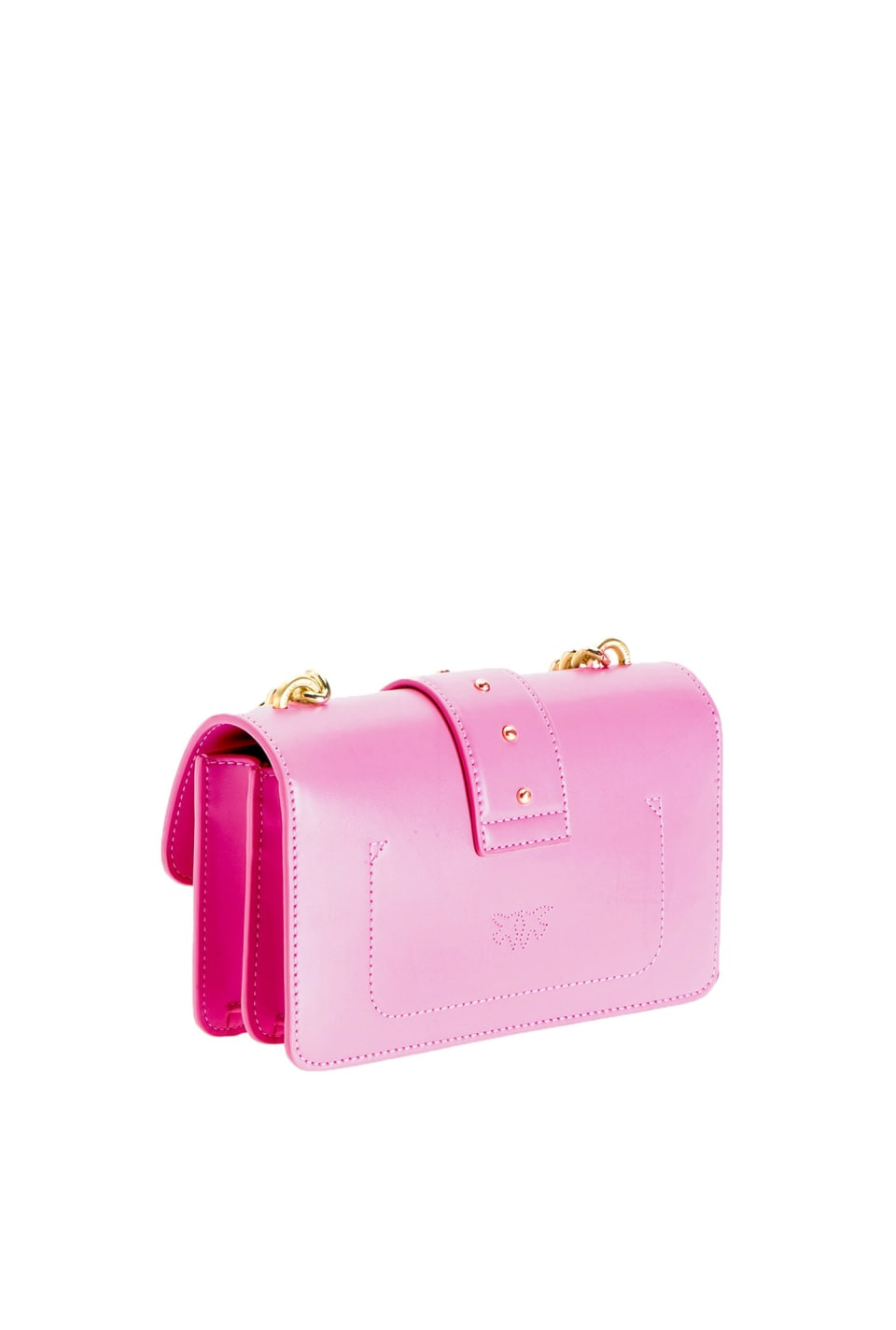 Mini Love Bag Simply in pelle