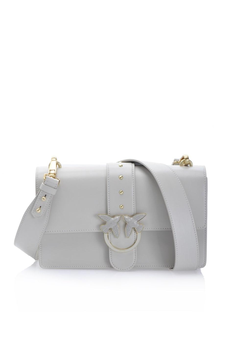Abbraccio Love Bag in leather