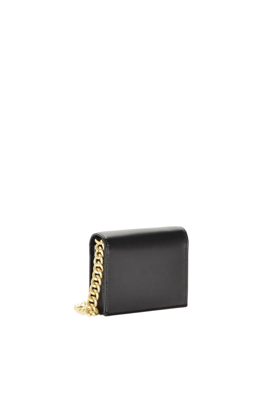 Mini card holder with shoulder strap - Pinko