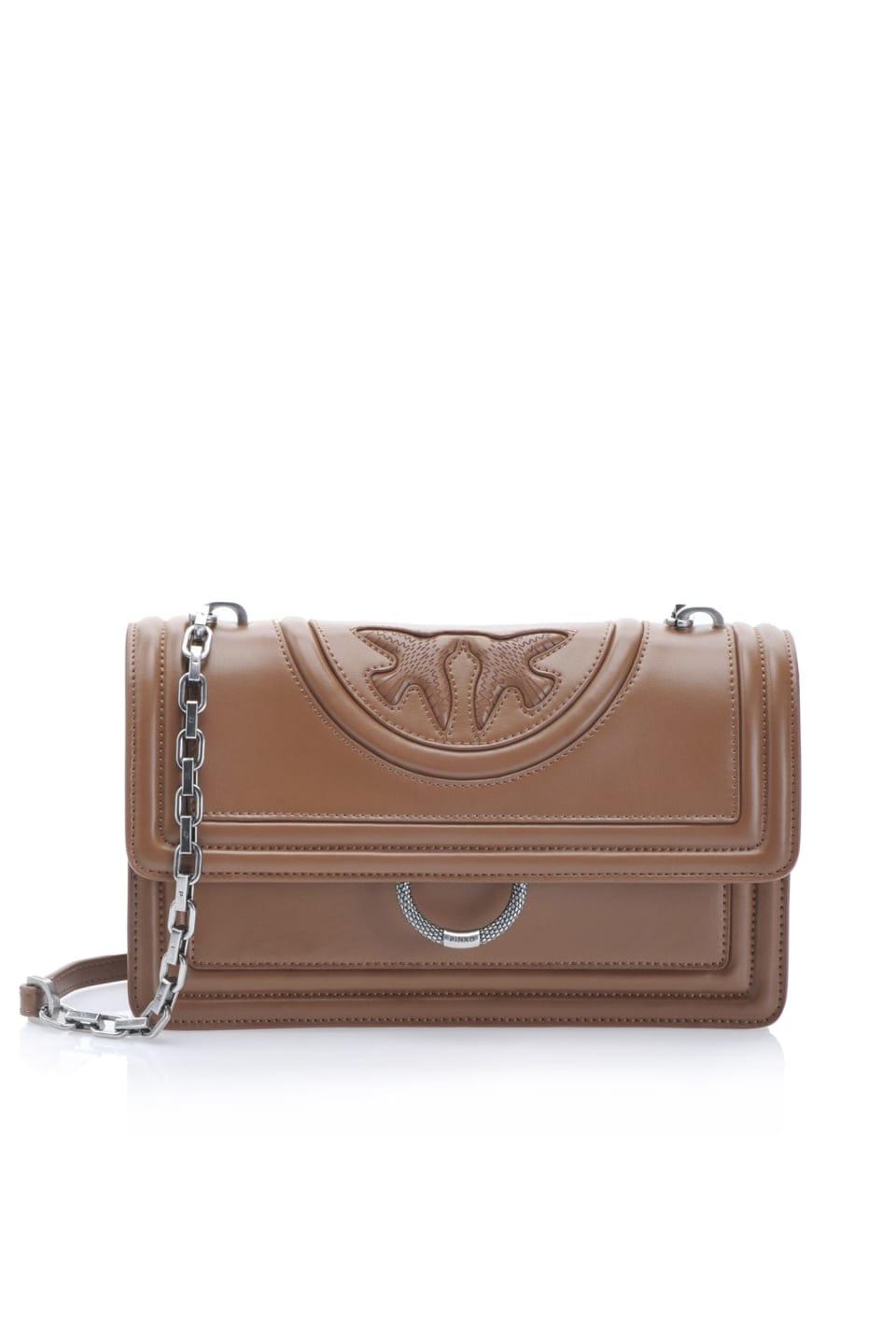 Love Bag New Monogram de napa