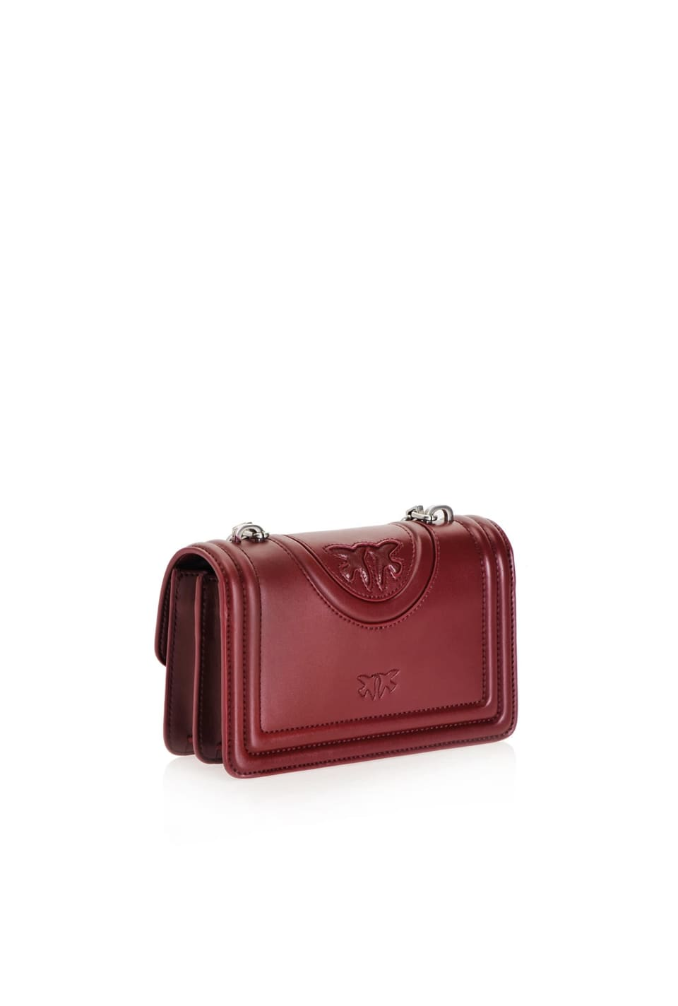 Mini Love Bag New Monogram de napa