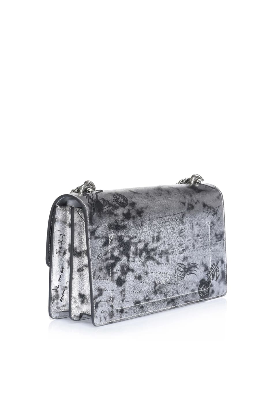 Love Bag Romantic in printed leather  Online Exclusive