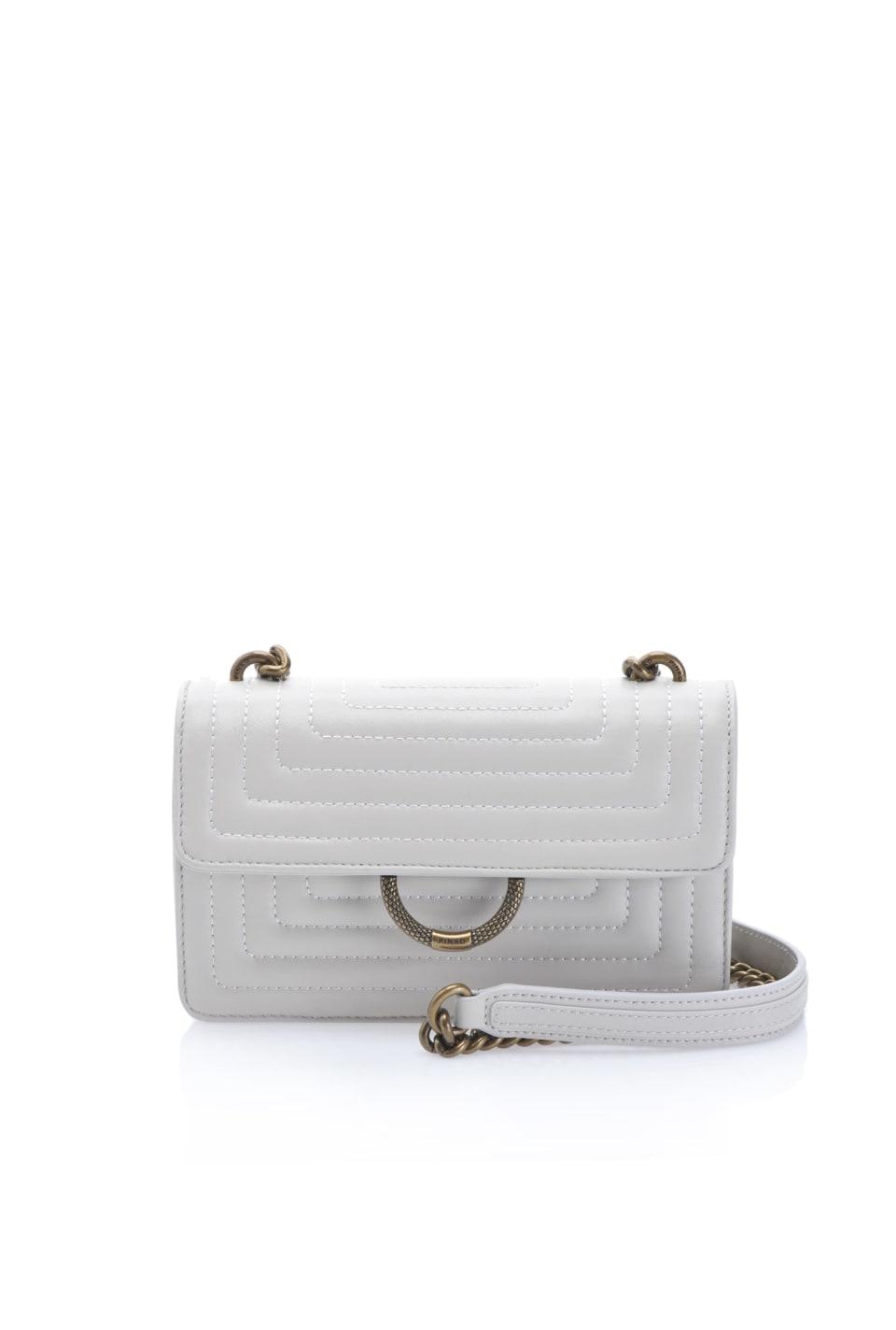Mini Love Bag New Quilting in nappa
