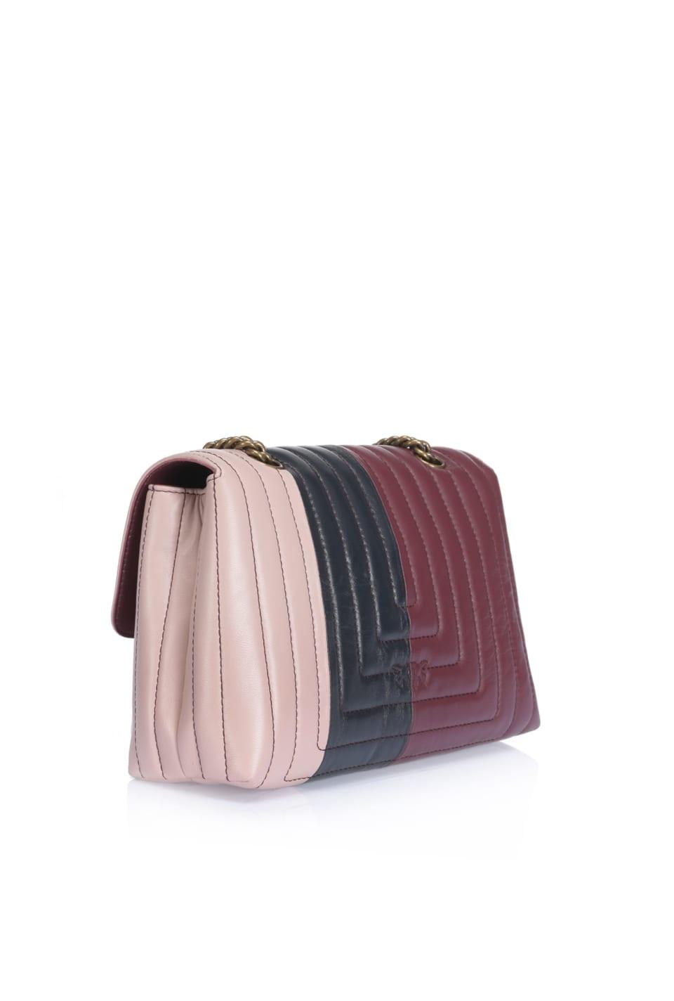 Love Bag Soft Quilting de napa