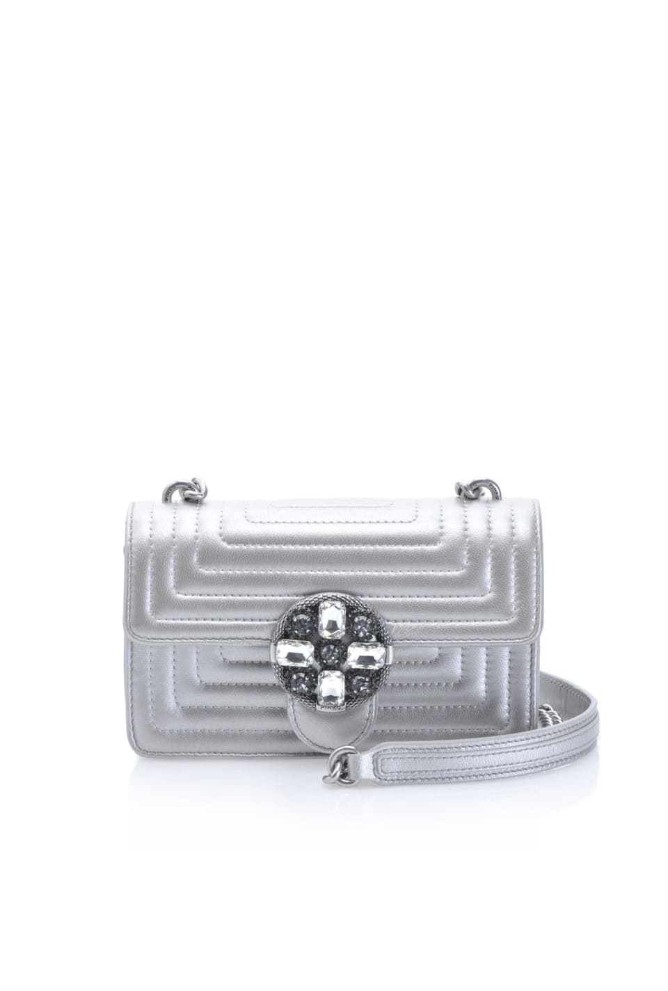 Mini Love Bag New Quilting in nappa perlata