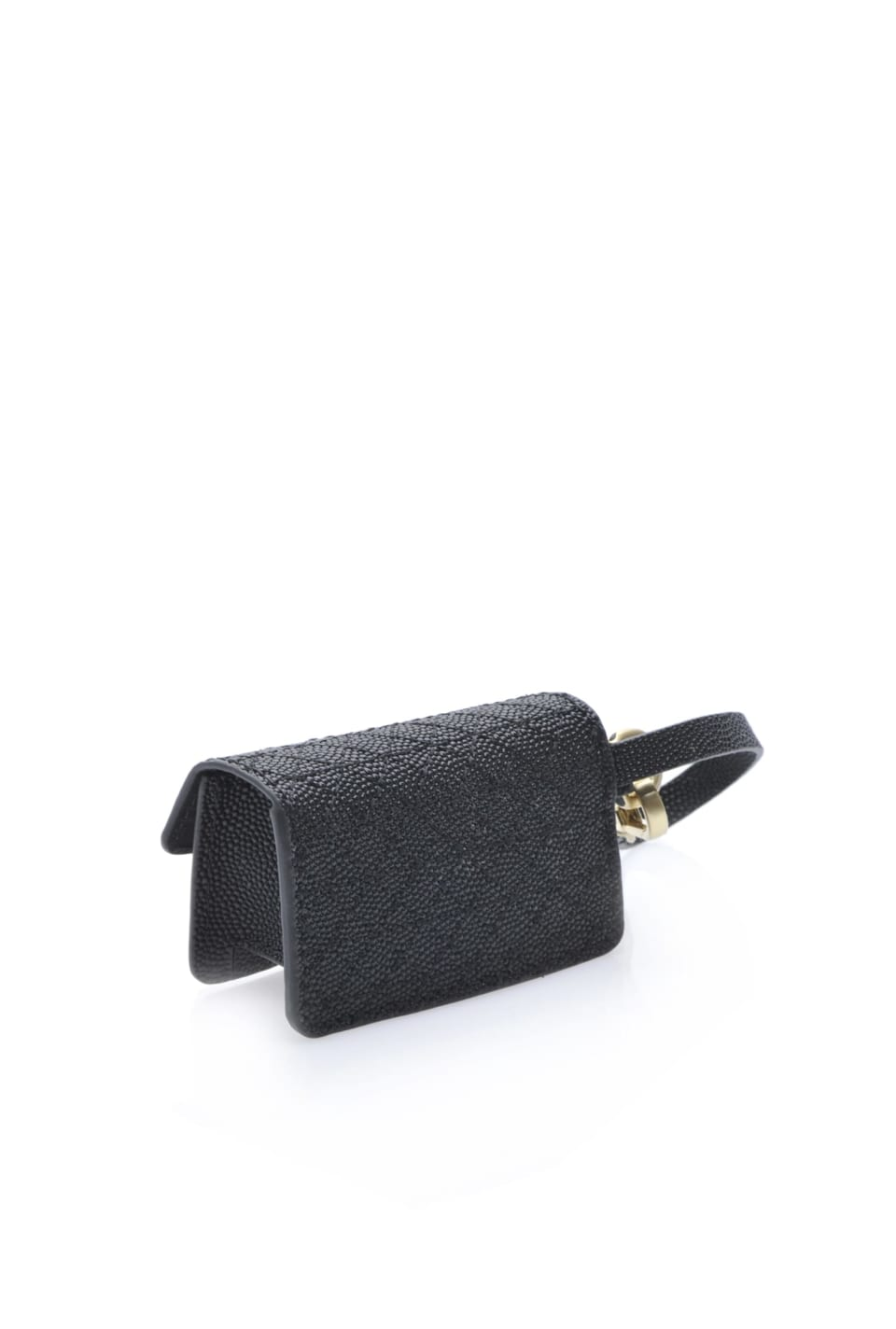Baby Charm Bag in caviar leather