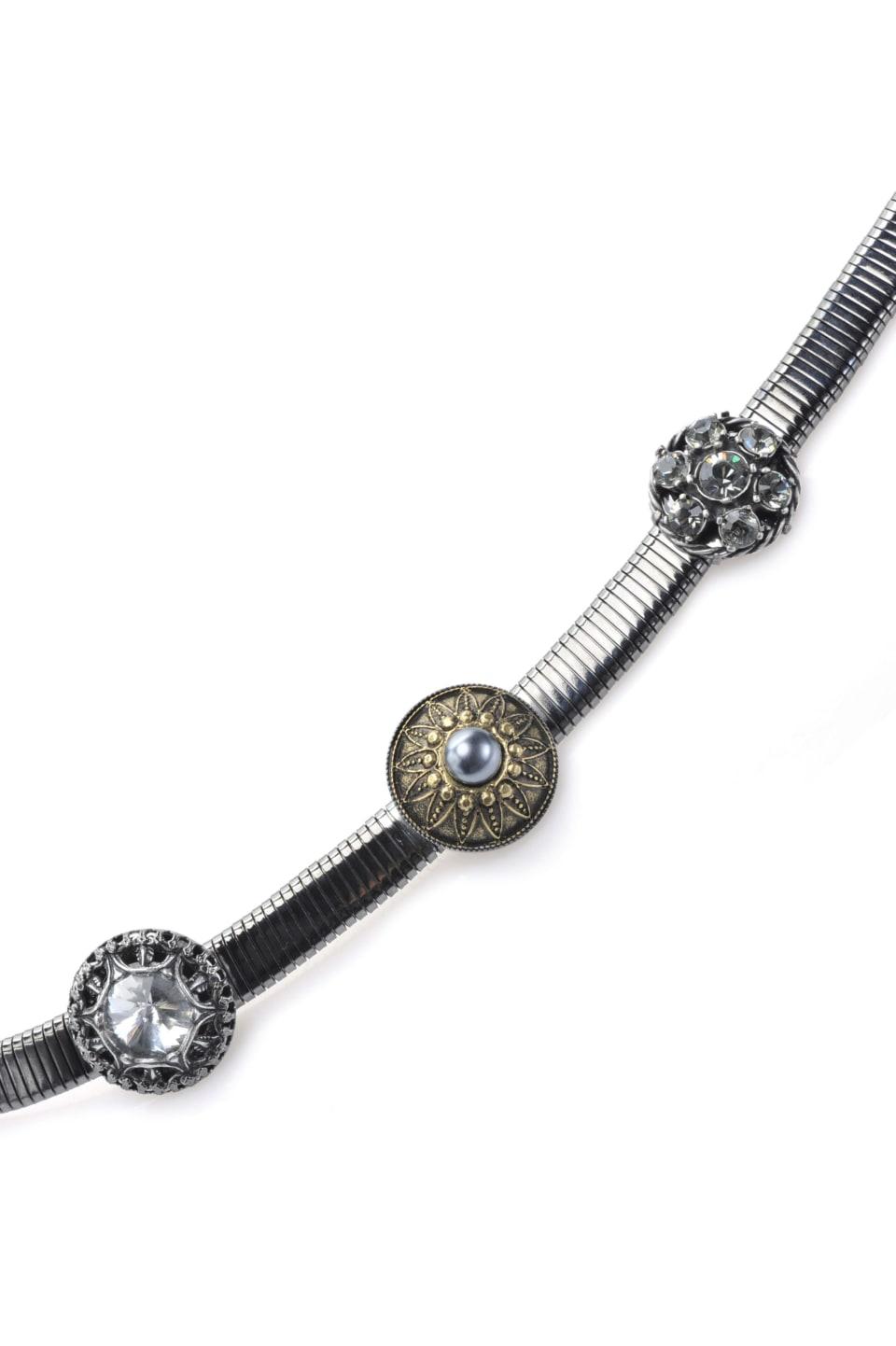 Cinturón con medallones