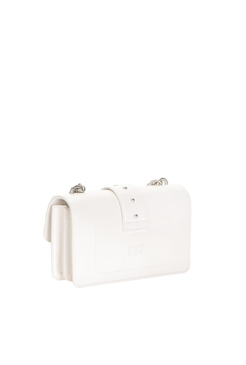 Mini Love Bag Simply in pelle