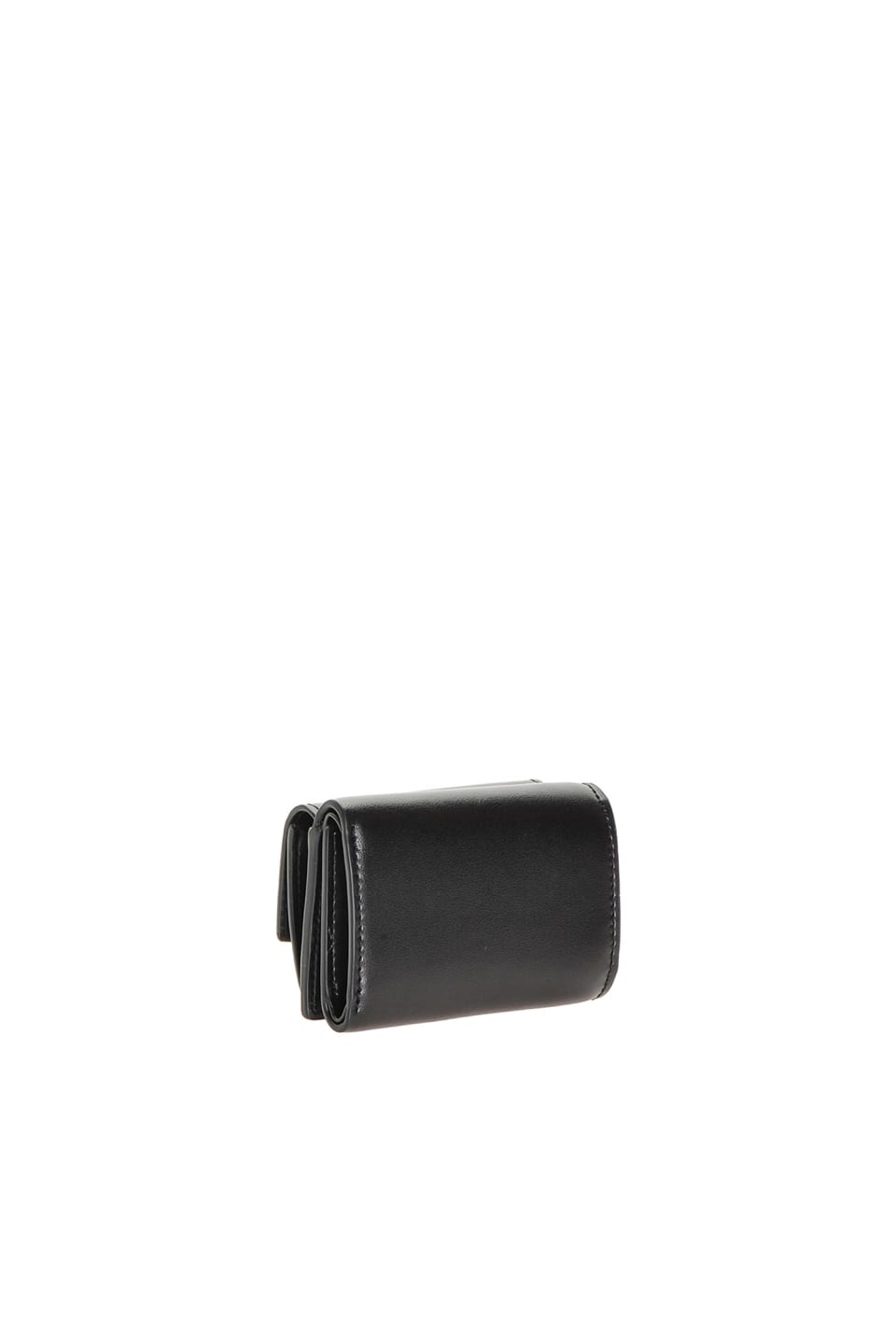 Mini wallet in leather - Pinko