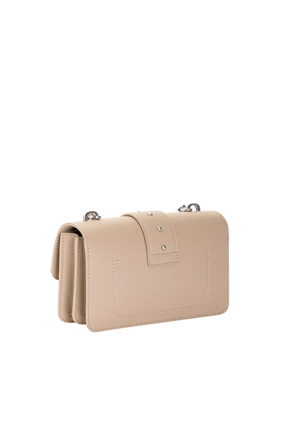 Mini Love Bag Simply in tumbled leather
