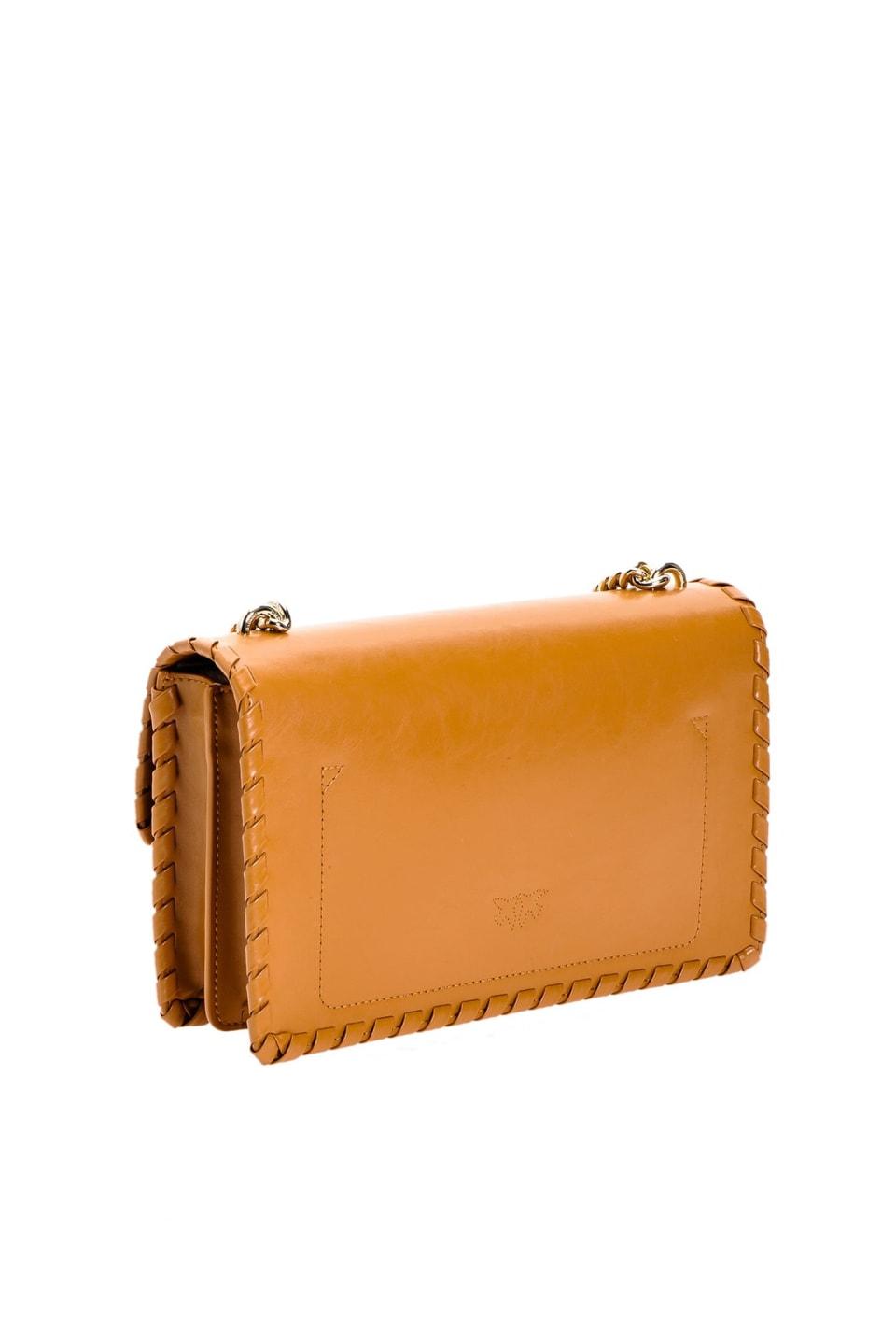 Love Bag Twist en cuir - Pinko