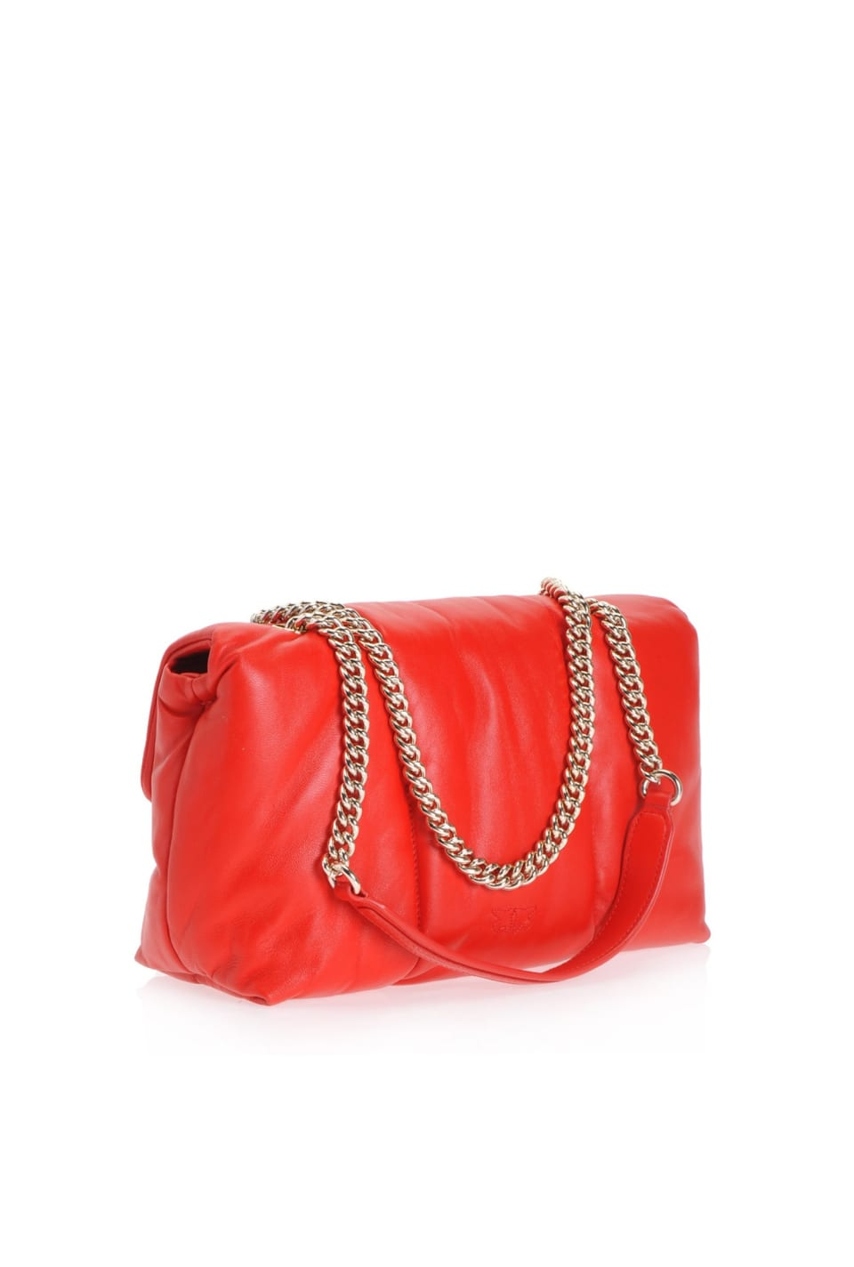 Love Bag Puff Quilting in nappa leather - Pinko