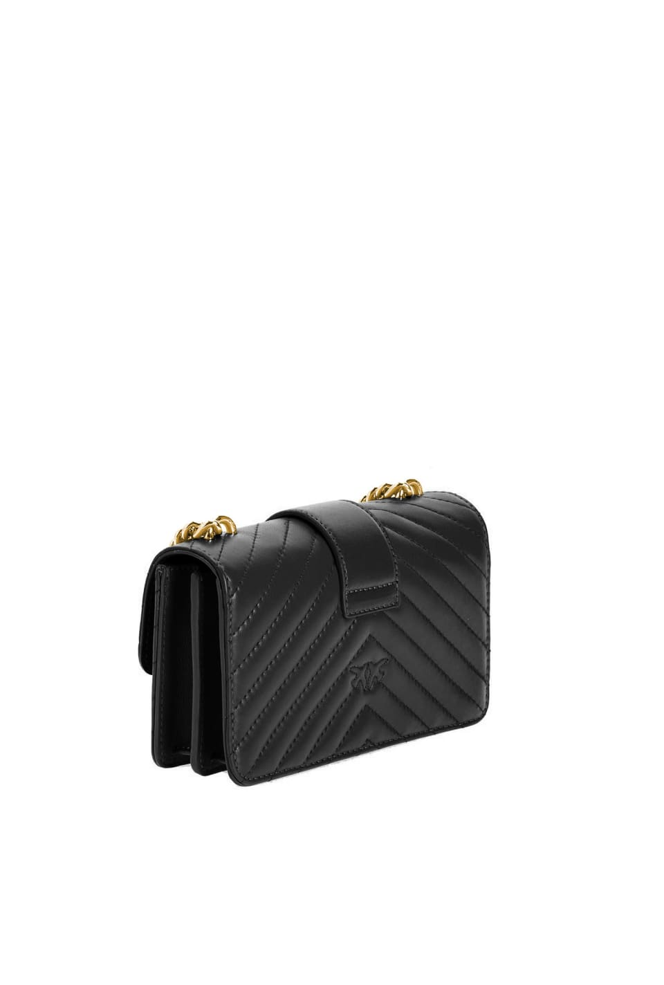 Mini Love Bag Mix in nappa leather