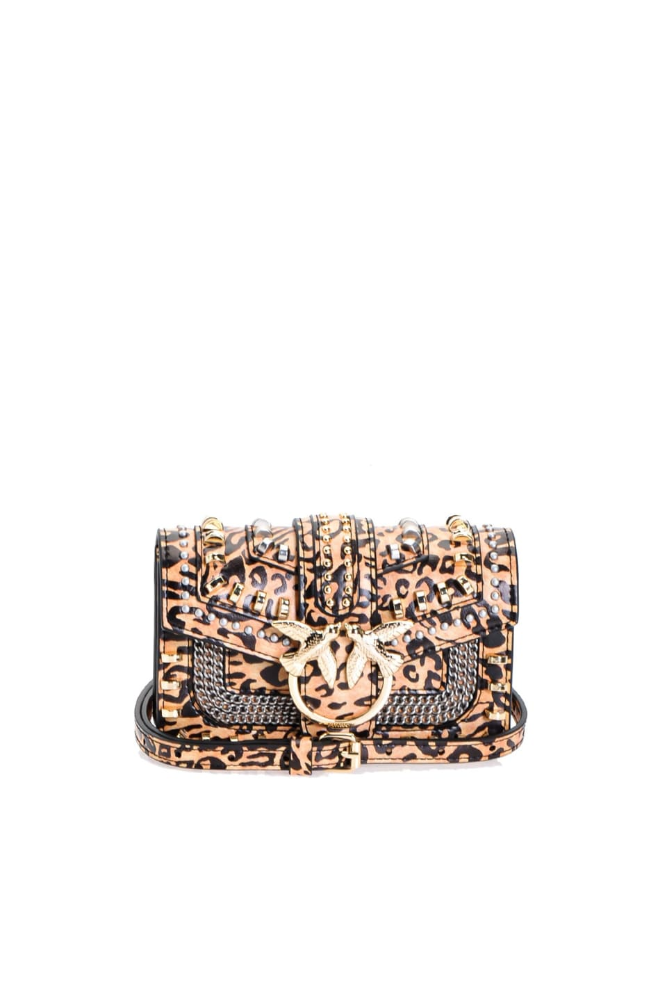Baby Love Bag Mix Studs animalier