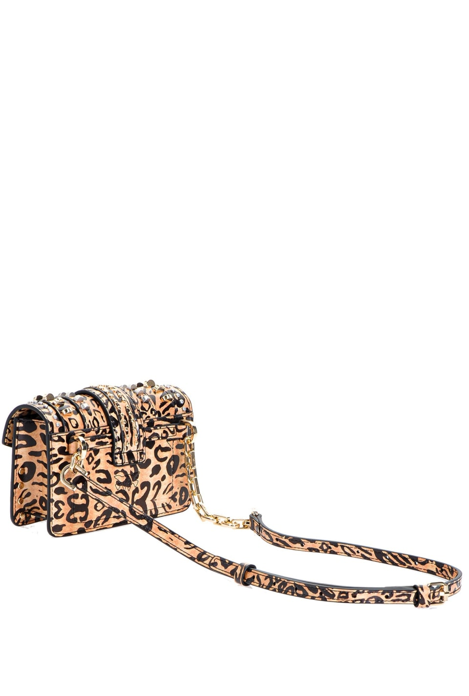 Baby Love Bag Mix Studs Animalier - Pinko
