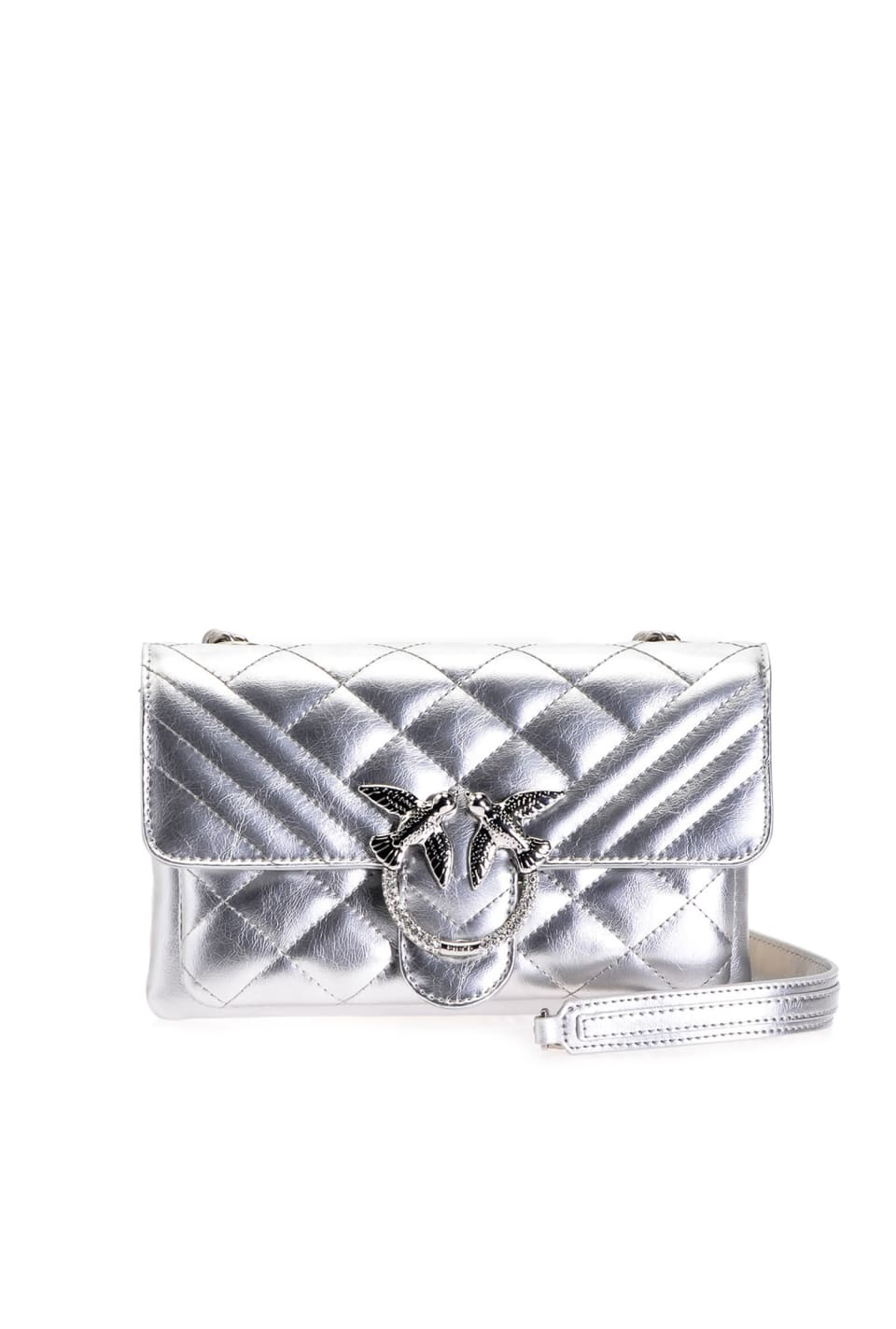 Mini Love Bag Soft Mix Shiny lamé