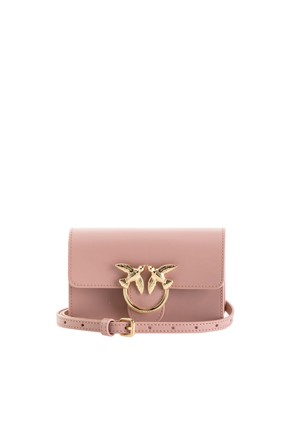 Baby Love Bag Simply in leather - Pinko