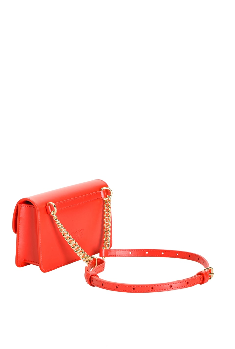 Baby Love Bag Simply en cuir - Pinko