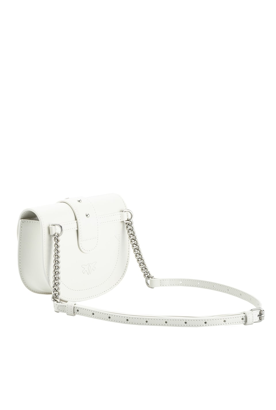 Leather Go-Round Bag Simply - Pinko