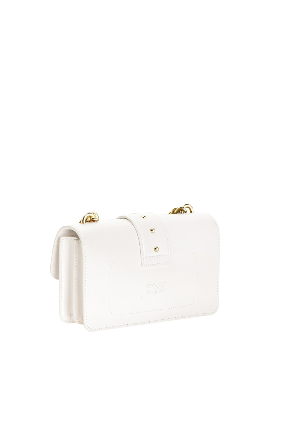 Mini Love Bag Simply en cuir - Pinko