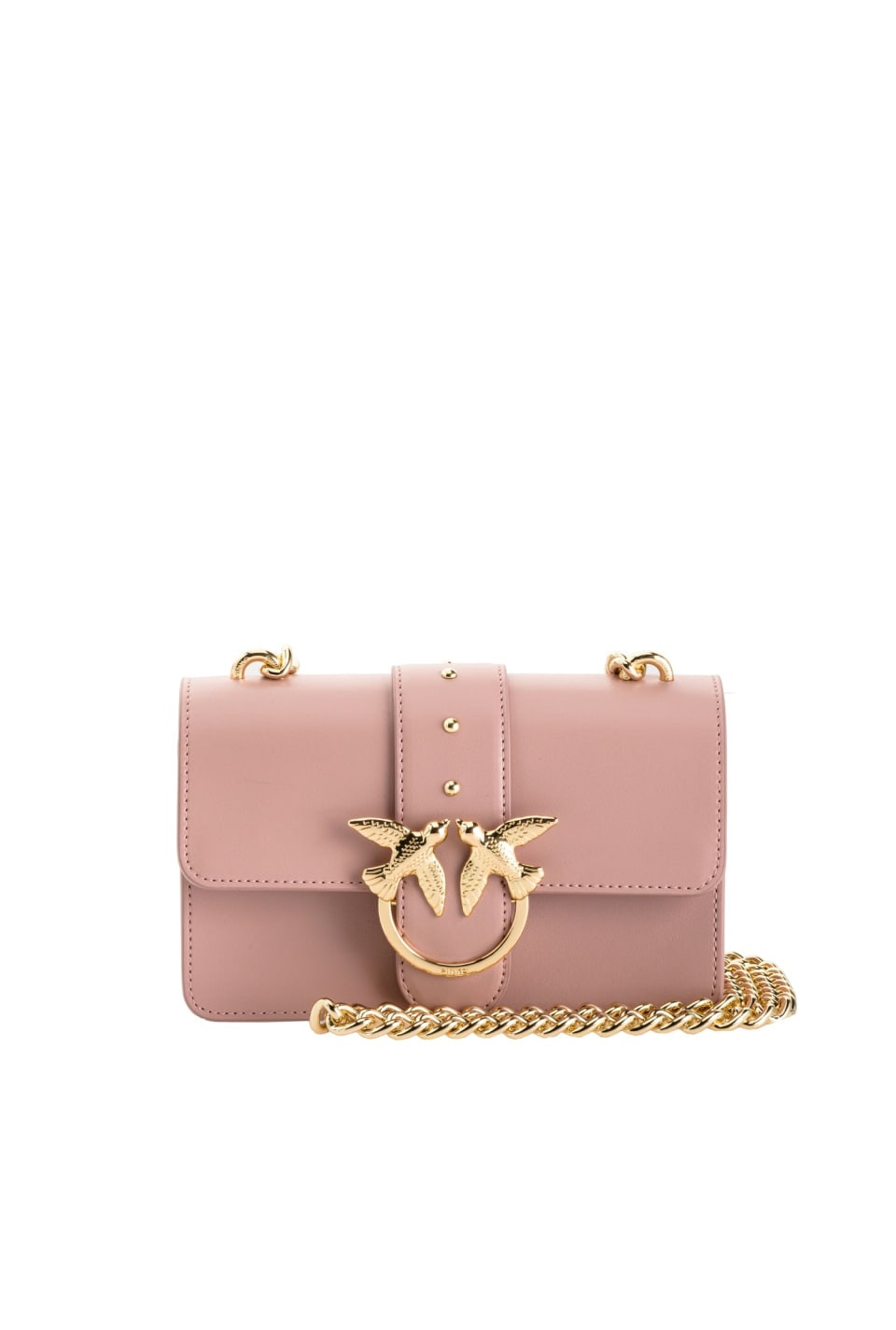 Mini Love Bag Icon Simply in leather - Pinko
