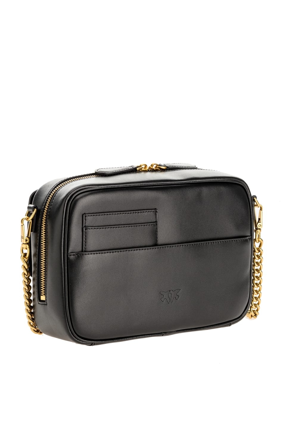 Big Square Bag Simply in leather - Pinko