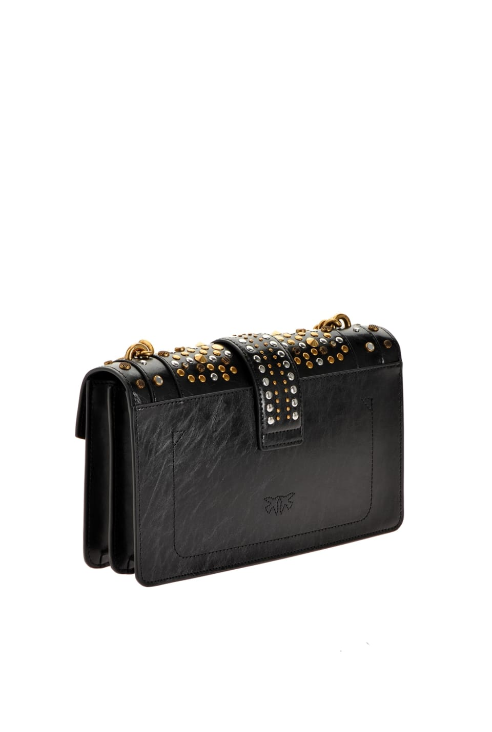 Classic Love Bag Icon New Studs with studs - Pinko