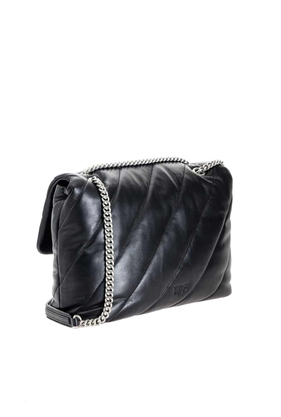 Big Love Bag Puff Maxi Quilt in nappa leather