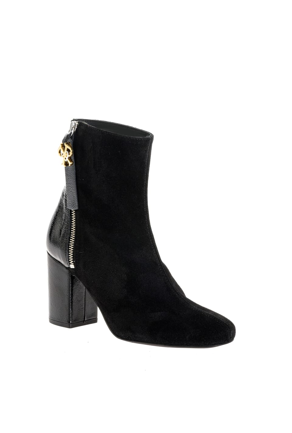 Ankle boots with Double P logo - Pinko