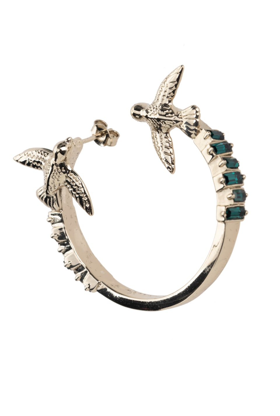 Love Birds jewel earring - Pinko