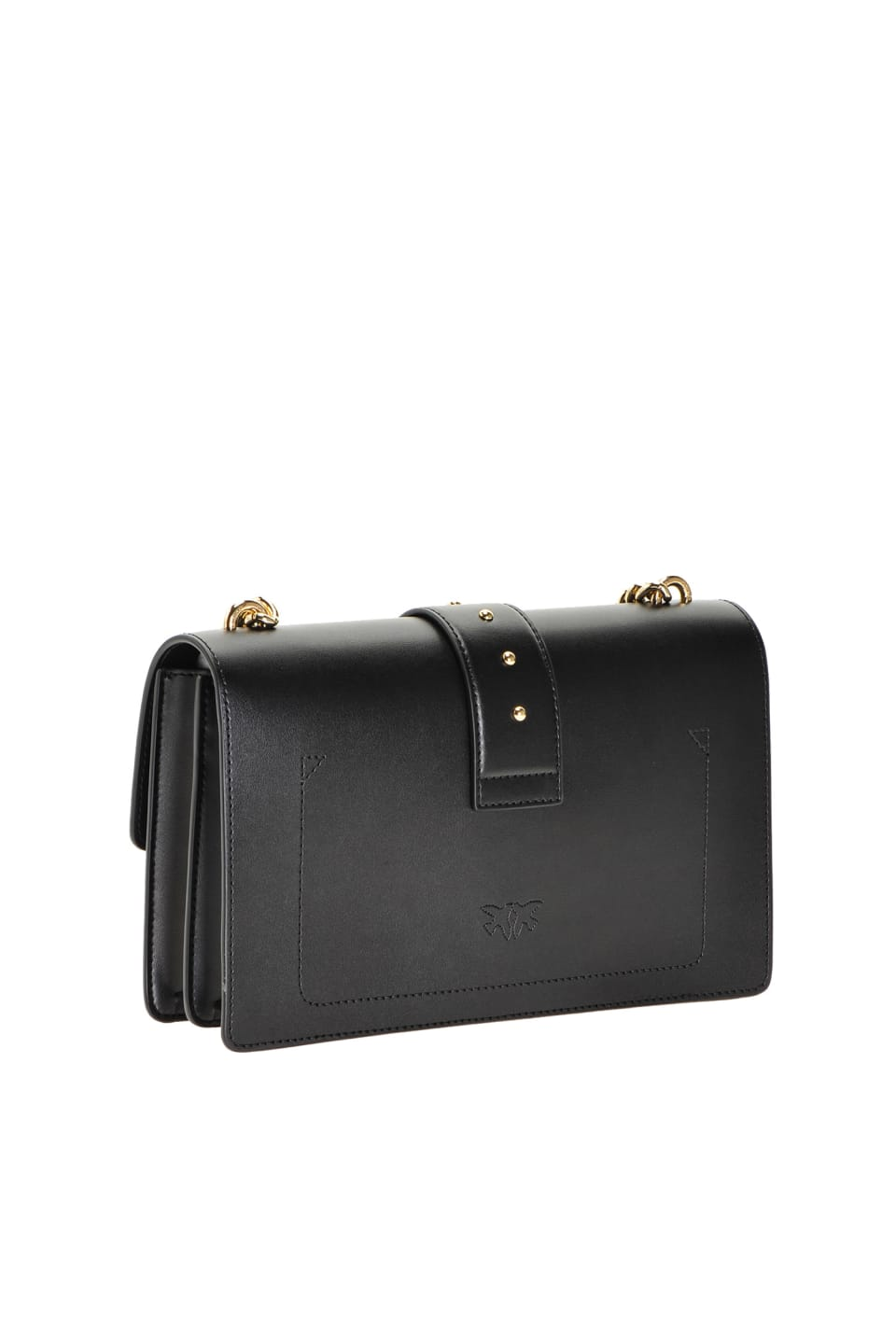 Love Bag Simply in leather - Pinko