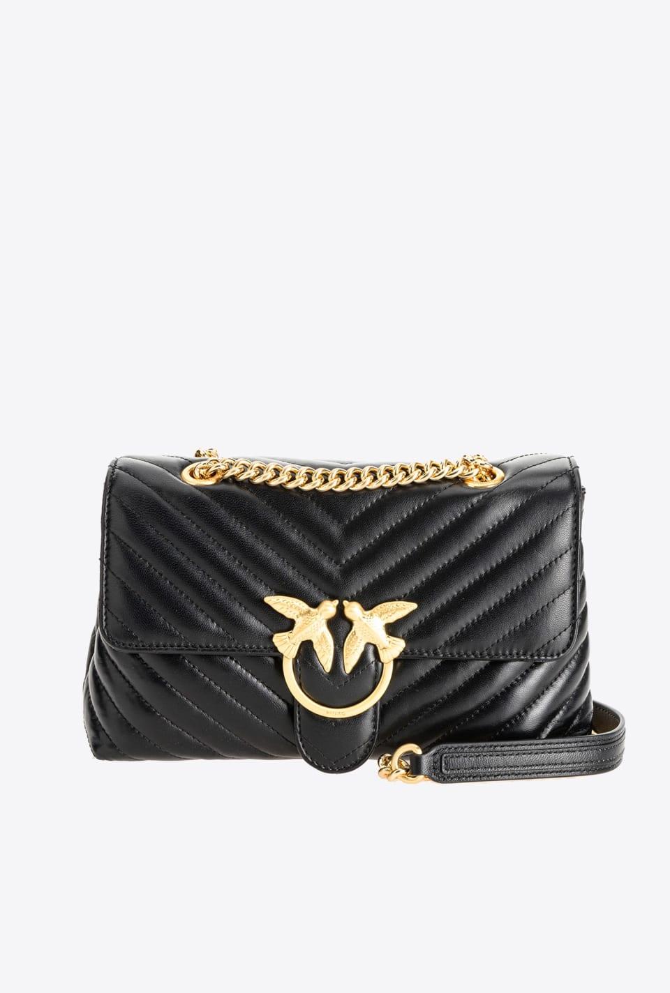 Lady Love Bag Puff in nappa leather - Pinko
