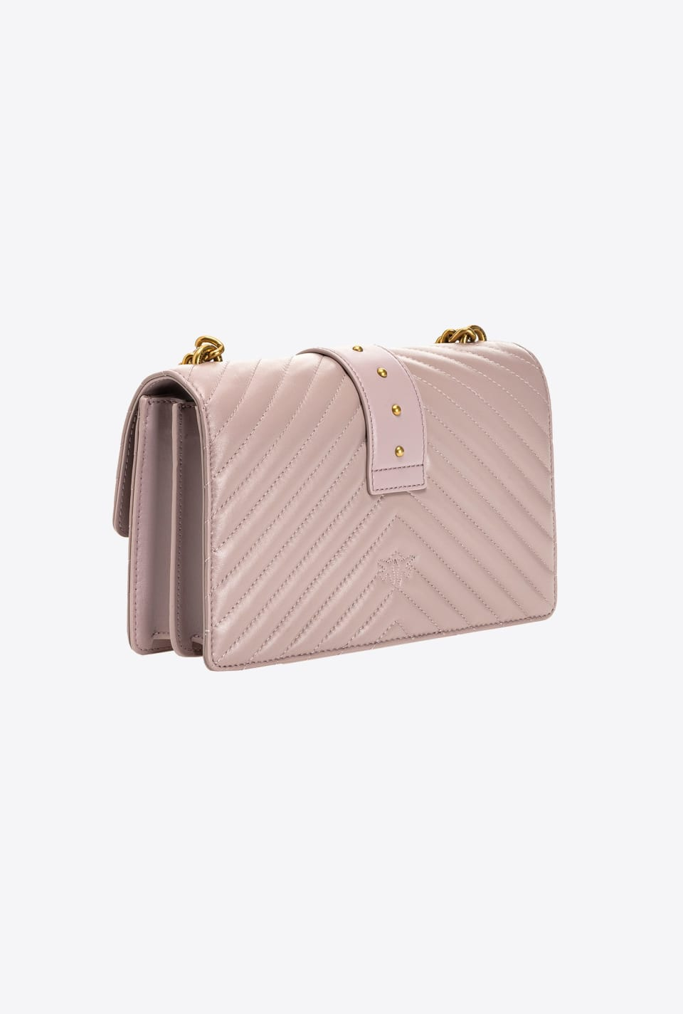 Classic Love Bag Icon V Quilt - Pinko