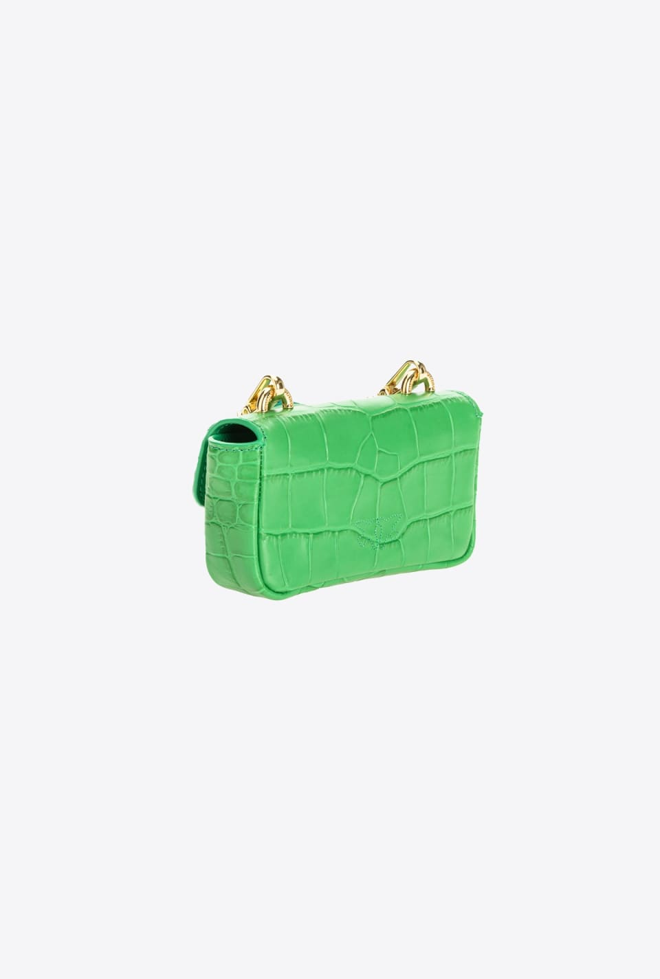 Tiny Lovelink Bag Icon Croco Effect - Pinko
