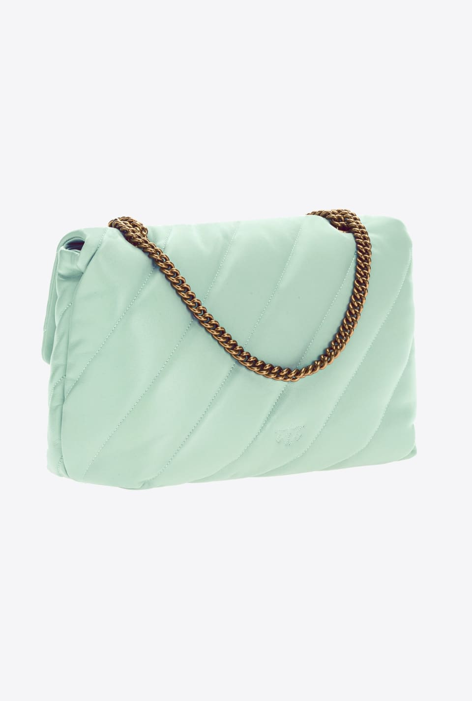 Big Love Bag Puff Maxi Quilt - Pinko