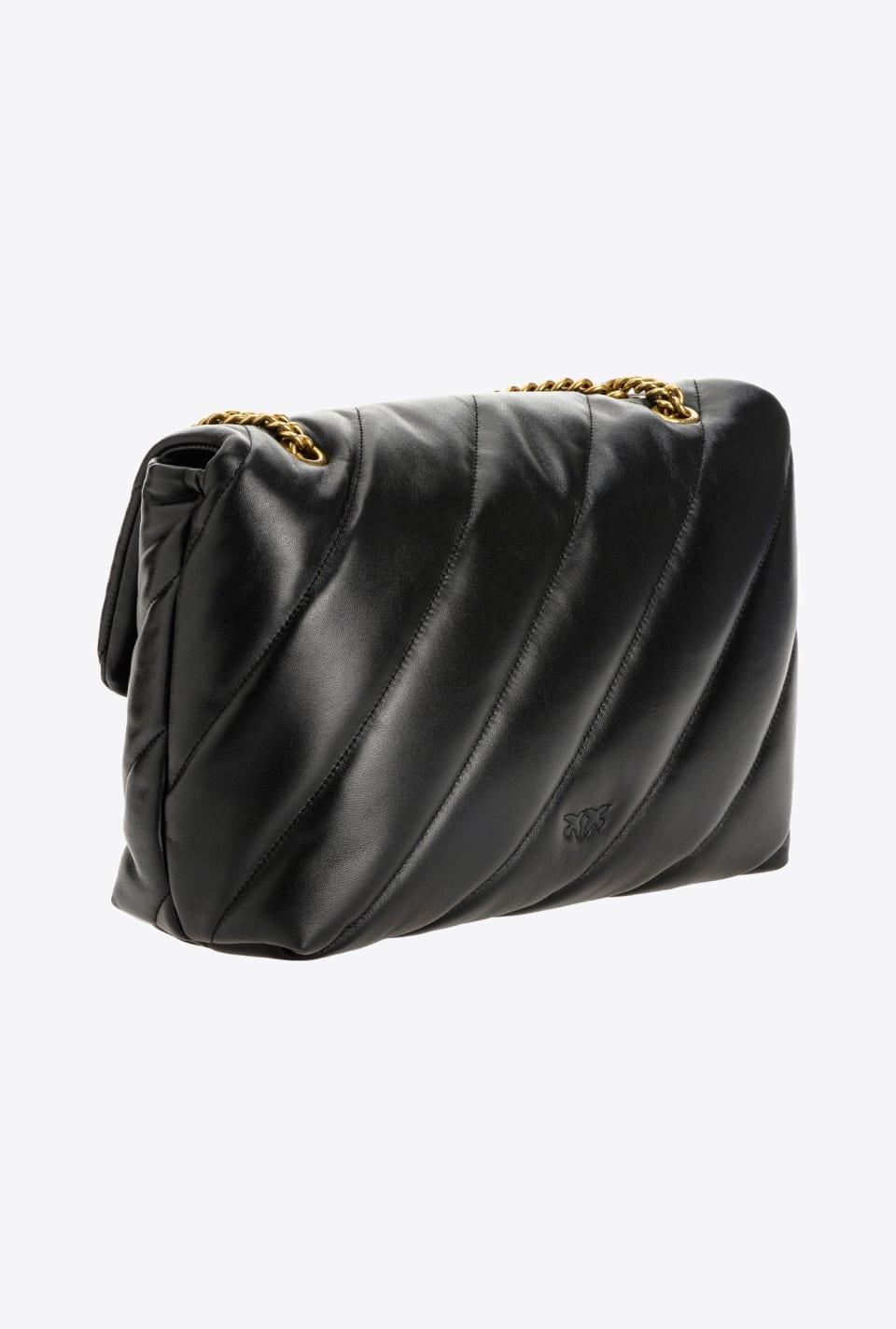 Big Love Bag Puff Maxi Quilt - Pinko