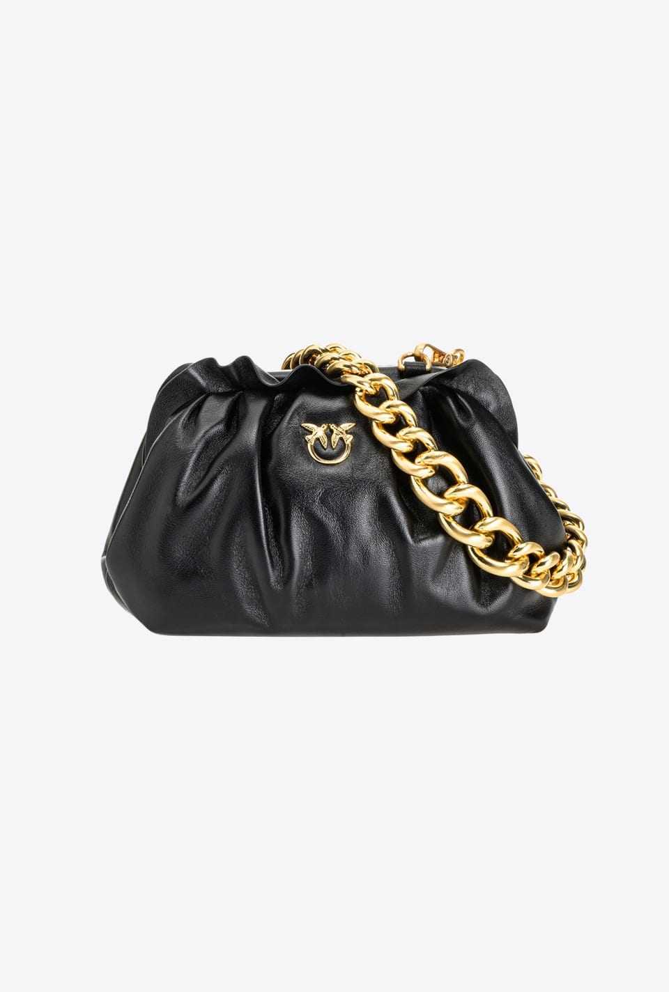 Mini Chain Clutch Bag Fraimed - Pinko