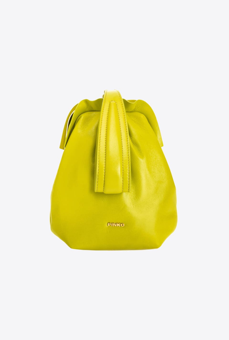 Soft Pouch Bag Fraimed - Pinko